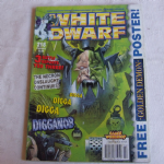 WHITE DWARF  WD218 Digganob issue 218 February
